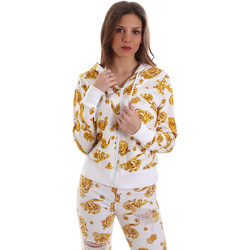Textiel Dames Sweaters / Sweatshirts Versace B6HVB796SN500003 Wit
