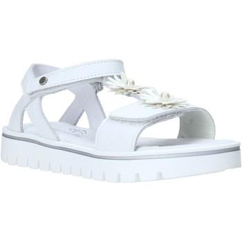 Schoenen Meisjes Sandalen / Open schoenen Melania ME6009F0S.A Wit