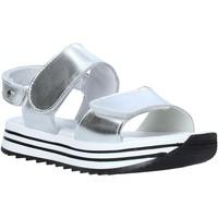Schoenen Meisjes Sandalen / Open schoenen Melania ME6109F0S.C Zilver
