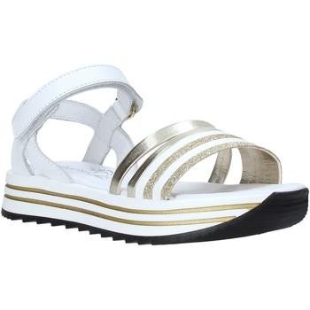 Schoenen Meisjes Sandalen / Open schoenen Melania ME6099F0S.B Wit