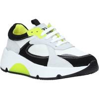 Schoenen Kinderen Lage sneakers Melania ME6207F0S.A Zwart