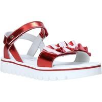 Schoenen Meisjes Sandalen / Open schoenen Melania ME6044F0S.C Rood