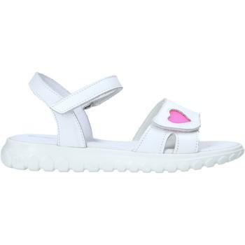 Schoenen Meisjes Sandalen / Open schoenen Melania ME6070F0S.A Wit