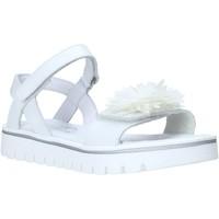 Schoenen Meisjes Sandalen / Open schoenen Melania ME6126F0S.A Wit