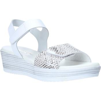 Schoenen Dames Sandalen / Open schoenen Valleverde G52163 Wit