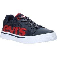 Schoenen Kinderen Lage sneakers Levi's VFUT0042T Blauw