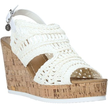 Schoenen Dames Sandalen / Open schoenen Gold&gold A20 GJ265 Wit