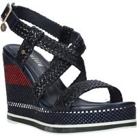Schoenen Dames Sandalen / Open schoenen Gold&gold A20 GJ346 Blauw