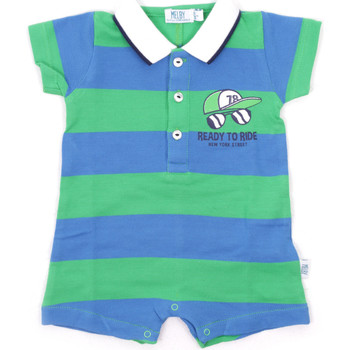 Textiel Kinderen Jumpsuites / Tuinbroeken Melby 20P7130 Blauw