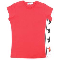 Textiel Meisjes T-shirts korte mouwen Melby 70E5645 Rood