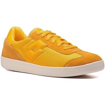 Schoenen Heren Lage sneakers Lotto 210755 Geel