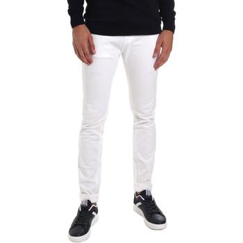 Textiel Heren Skinny jeans Gaudi 011BU25061 Wit