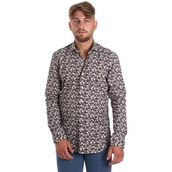 Textiel Heren Overhemden lange mouwen Betwoin DIONISIOÙ Wit