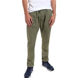 Textiel Heren Chino's Gaudi 011BU25015 Groen