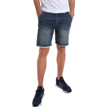 Textiel Heren Korte broeken / Bermuda's Gaudi 011BU26041 Blauw