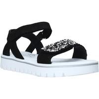 Schoenen Meisjes Sandalen / Open schoenen Melania ME6043F0S.A Zwart