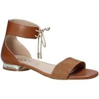 Schoenen Dames Sandalen / Open schoenen Mally 5826 Bruin
