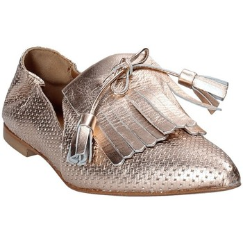 Schoenen Dames Mocassins Mally 6190 Roze