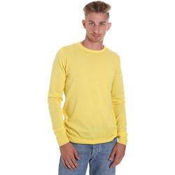 Textiel Heren Truien Sseinse ME1504SS Geel