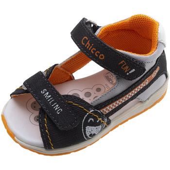 Schoenen Jongens Sandalen / Open schoenen Chicco 01063480000000 Grijs