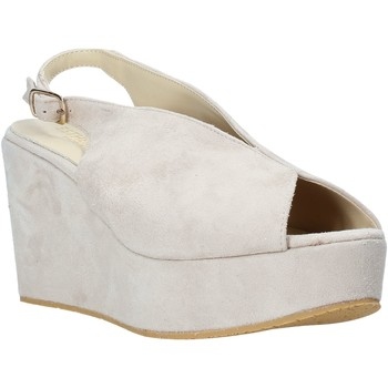 Schoenen Dames Sandalen / Open schoenen Esther Collezioni ZC 107 Beige