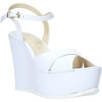 Schoenen Dames Sandalen / Open schoenen Esther Collezioni G 029 Wit