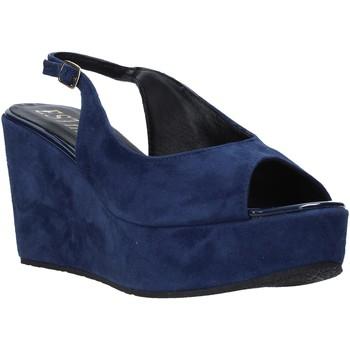 Schoenen Dames Sandalen / Open schoenen Esther Collezioni ZC 042 Blauw