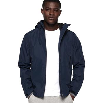 Textiel Heren Windjack Superdry M50001SQ Blauw