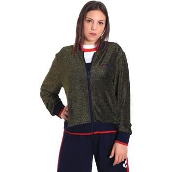 Textiel Dames Sweaters / Sweatshirts Fila 684378 Blauw
