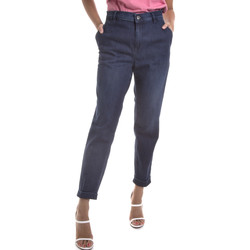 Textiel Dames Jeans Gas 365786 Blauw