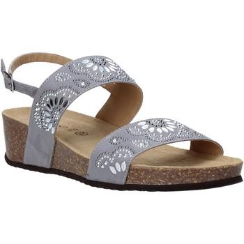 Schoenen Dames Sandalen / Open schoenen Grunland SB1594 Grijs