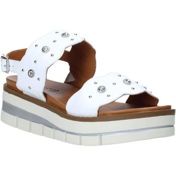 Schoenen Dames Sandalen / Open schoenen Grunland SA2545 Wit