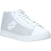 Schoenen Dames Hoge sneakers Lotto L57989 Wit