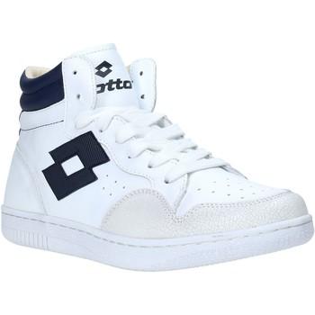 Schoenen Heren Hoge sneakers Lotto L56883 Wit
