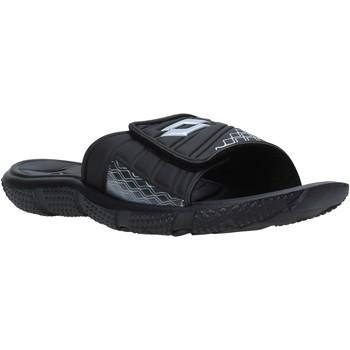 Schoenen Heren slippers Lotto 211100 Zwart