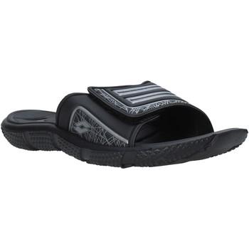 Schoenen Heren slippers Lotto L52290 Zwart