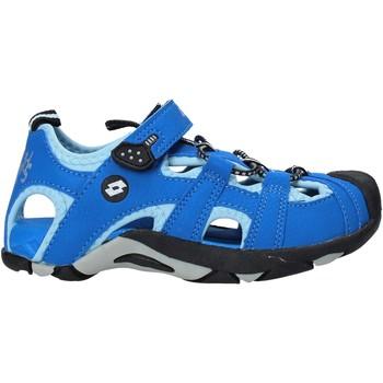 Schoenen Kinderen Sandalen / Open schoenen Lotto L49353 Blauw