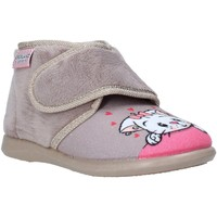 Schoenen Kinderen Sloffen Grunland PA0623 Beige