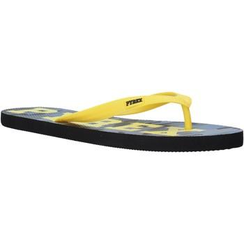 Schoenen Heren Teenslippers Pyrex PY020161 Geel