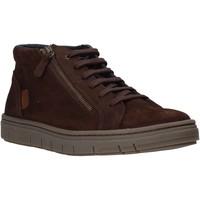 Schoenen Heren Hoge sneakers Grunland PO1717 Bruin
