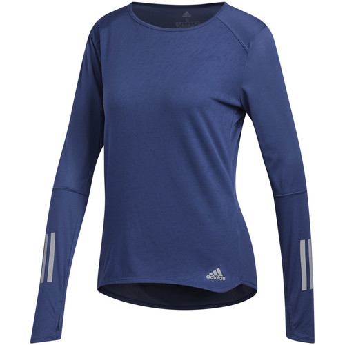 Textiel Dames Sweaters / Sweatshirts adidas Originals CF2120 Blauw