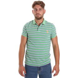 Textiel Heren Polo's korte mouwen U.S Polo Assn. 56336 52802 Groen