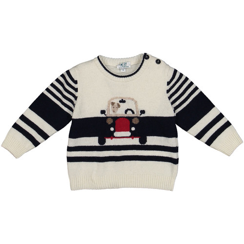 Textiel Kinderen Truien Melby 20B0140 Beige