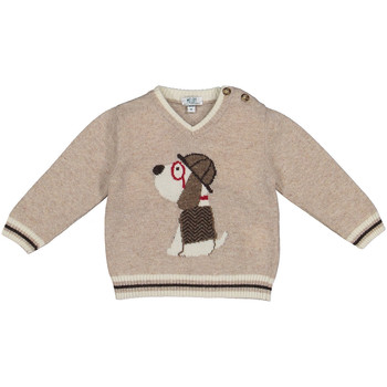 Textiel Kinderen Truien Melby 20B2130 Beige