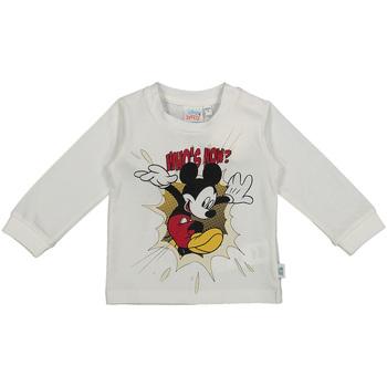 Textiel Kinderen T-shirts met lange mouwen Melby 20C2101DN Wit