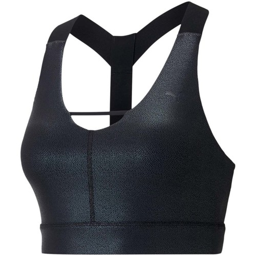 Textiel Dames Sport BH's Puma 519563 Zwart