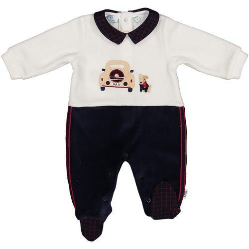 Textiel Meisjes Jumpsuites / Tuinbroeken Melby 20N0010 Zwart