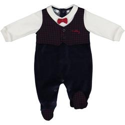 Textiel Kinderen Jumpsuites / Tuinbroeken Melby 20N0020 Blauw