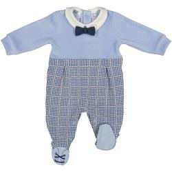Textiel Kinderen Jumpsuites / Tuinbroeken Melby 20N0140 Blauw