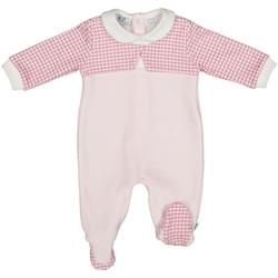 Textiel Kinderen Jumpsuites / Tuinbroeken Melby 20N0231 Roze